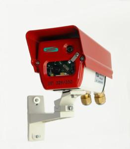 Фото Особенности выбора датчиков пламени пожарной сигнализации