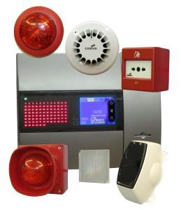Оборудование пожарной сигнализации –выбираем под особенности помещения