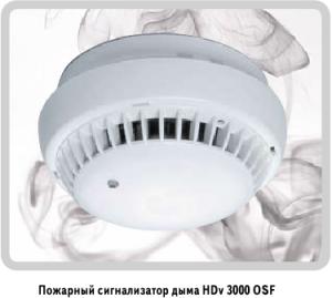 Модель  HDv 3000 OSF