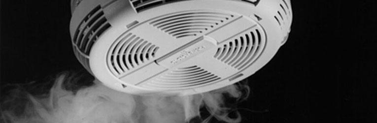 схему обнаружения дыма,