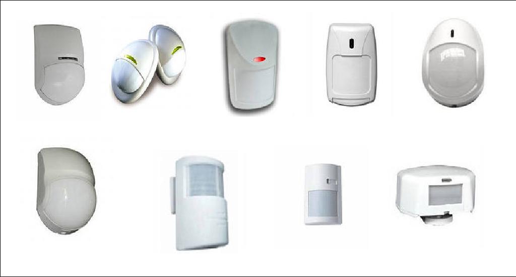 Датчики охоронної сигналізації