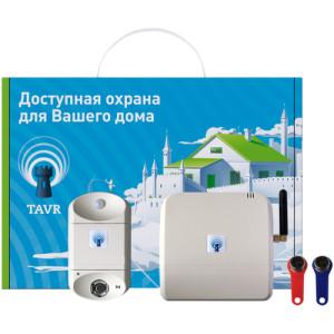 Фото упаковка охранной системы Тавр