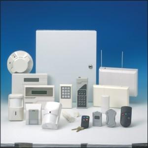 ассортимент GSM сигнализации для гаража