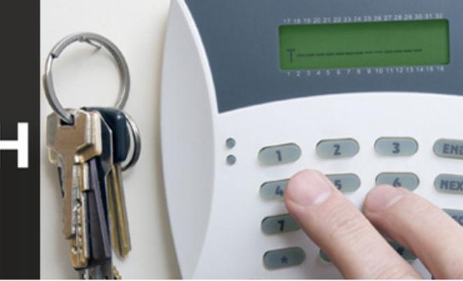 установка охранной сигнализации в доме
