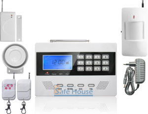 GSM сигнализация SafeHouse