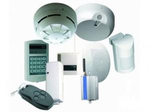 Оборудование и приборы охранного типа