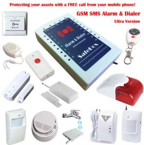 GSM сигнализация  SafeBoxGSM