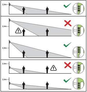 Подсветка ступеней лестницы с датчиком движения