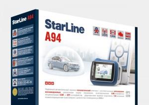 GSM сигнализация Starline