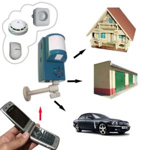 GSM сигнализация - обзор популярных охранных систем, все за и против
