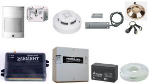 сколько стоит автономная GSM сигнализация для гаража
