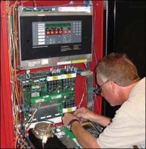 Монтаж и наладка систем охраны