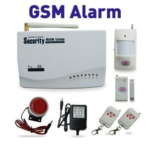 Фото Комплектация GSM сигнализации