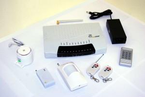 Фото комплект беспроводной сигнализации