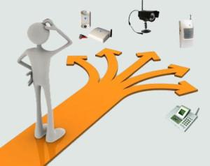 как правильно выбрать систему охраны GSM для загородного дома