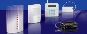 GSM охранная система