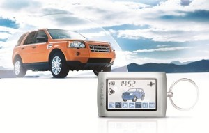 Модель Starline D94 GSM GPS