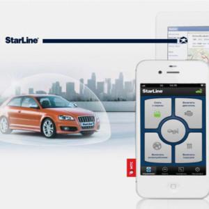 Starline GSMсигнализация