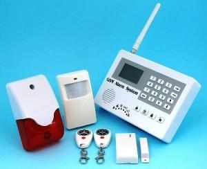 надежную охранную систему GSM  для дома Страж