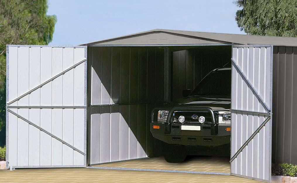 Сигнализация для гаража своими руками фото