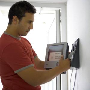 установить видеодомофон в квартире и частном доме