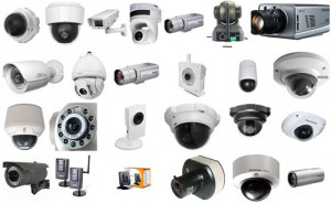 виды IP камер наблюдения