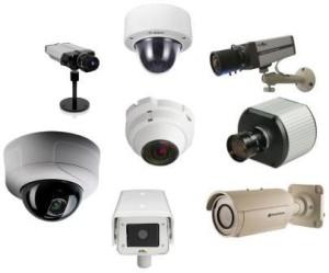 Виды видеокамер купольного типа - какую выбрать
