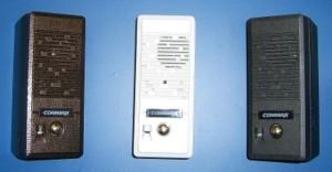 Морозоустойчивая и антивандальная панель домофона