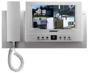 Видеодомофон - устройство и принцип работы