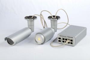 состовляющие IP камер