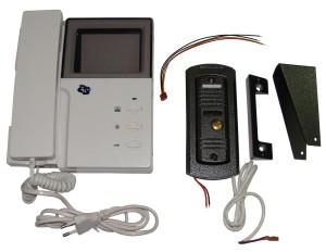 Устройство видеодомофона для дома и квартиры