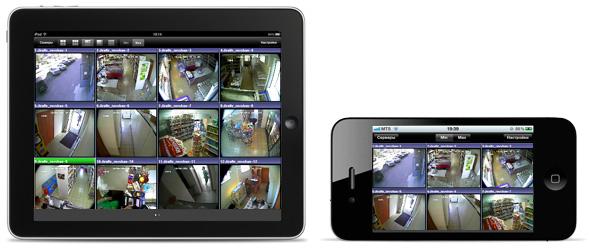 Информация с камер видеонаблюдения на дорогах