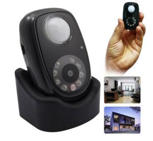 видеокамера с датчиками движения