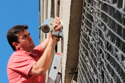 Камеры видеонаблюдения в магазинах со звуком