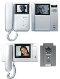 Черно белые и цветные видеодомофоны для квартиры и частного дома
