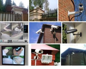 Выбираем правильно место под камеру видеонаблюдения