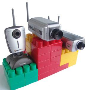 видеокамеры марки D-link