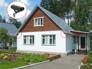 Нужна на ли система видеоохраны загородного дома