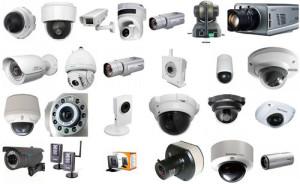 Виды уличных камер видеонаблюдения