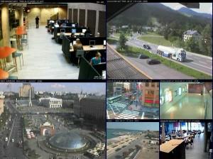 Приемущества видеослежения через интернет