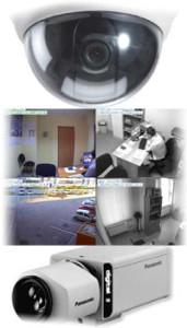 услуги по монтажу систем наблюдения - стоимость их