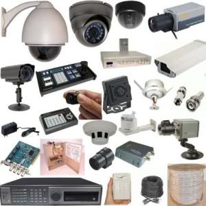 оборудования для систем видеонаблюдения
