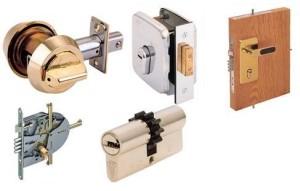 Различные виды магнитных замковых систем на дверь