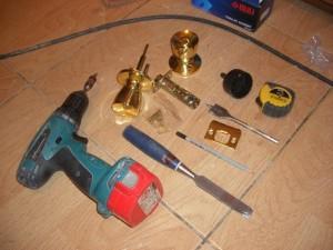 Необходимый инструмент для работы