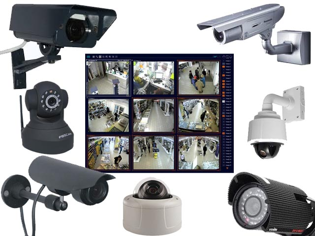 Стоимость различных типов видеонаблюдения