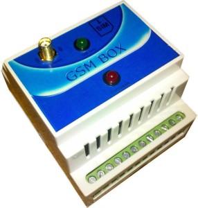 Продукция компании Brainy Electronics розетка GSM BOX