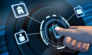 Контактные биометрические охранные системы