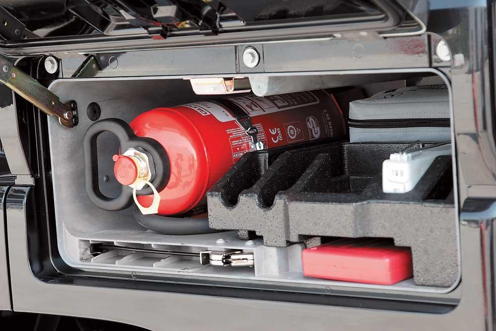 Какой огнетушитель требуется для легкового автомобиля все