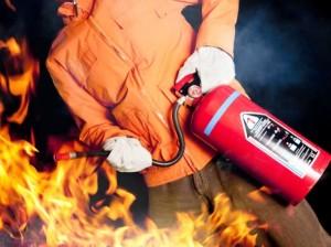Где и как правильно использовать огнетушитель