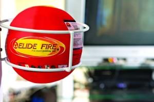 Как правильно подобрать самосрабатывающие шары огнетушители